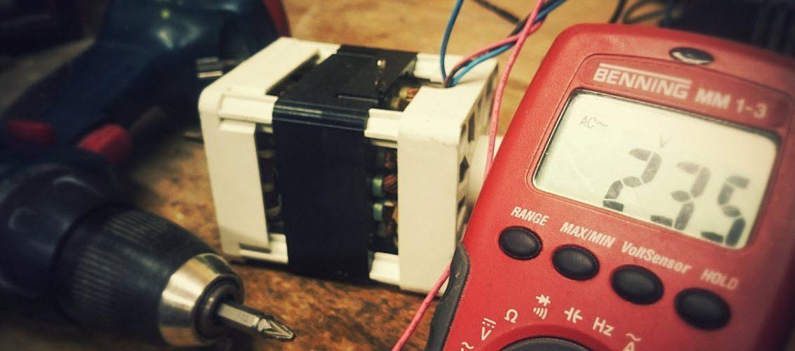 Avvitatore elettrico a batteria, sempre utile a lavoro