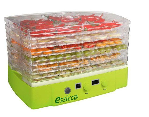 Essiccatore: un elettrodomestico utile per preparare tanti piatti diversi